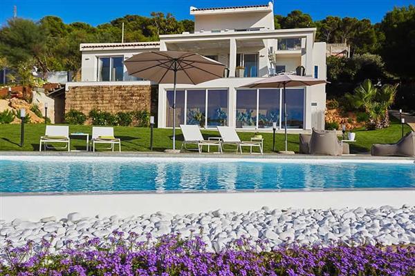 Villa Kalon in Sicily