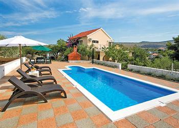 Villa Kamenica, Milna, Brac, Dalmatia With Swimming Pool