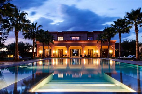 Villa Kamilia in Marrakech