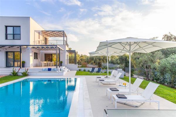 Villa Kanouli in Ionian Islands