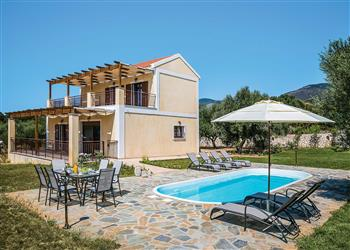 Villa Karavias in Kefalonia