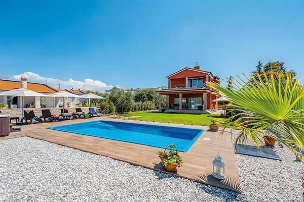 Villa Karla in Croatia