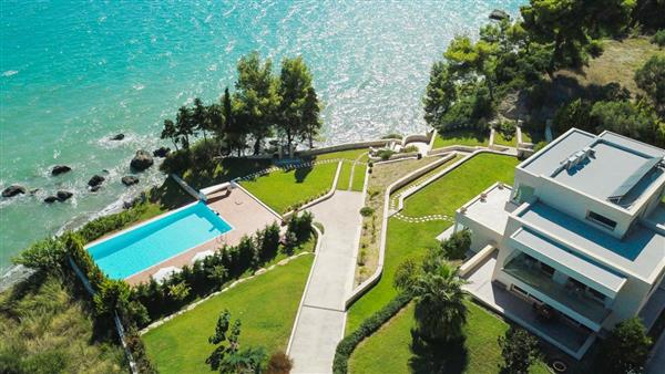 Villa Kassandra in Central Macedonia