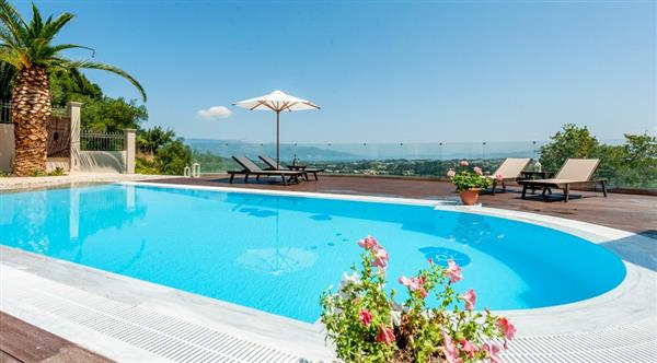 Villa Kastania in Ionian Islands