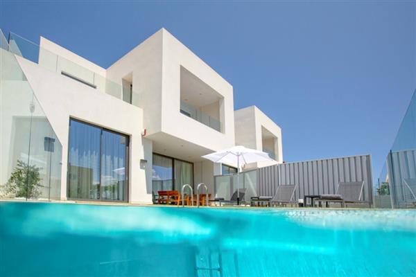 Villa Katia in Crete