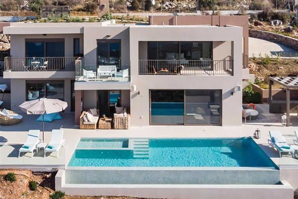 Villa Kaylu in Crete