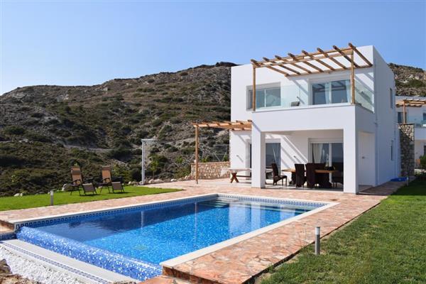 Villa Kefalos 1 in Southern Aegean
