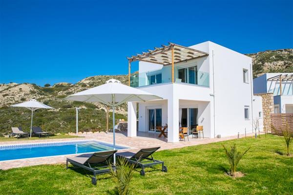 Villa Kefalos 3 in Southern Aegean