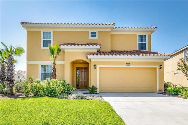 Villa Kennedy in Florida