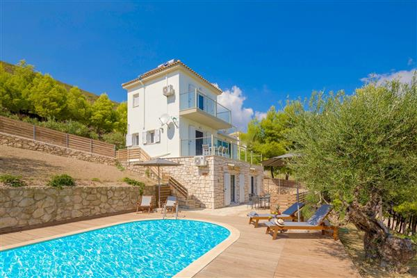 Villa Keri Sea in Ionian Islands