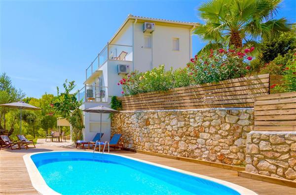 Villa Keri View in Ionian Islands