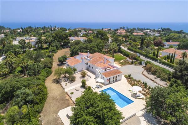 Villa Kiania in Lagoa