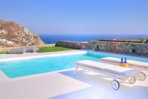 Villa Kimon in Southern Aegean