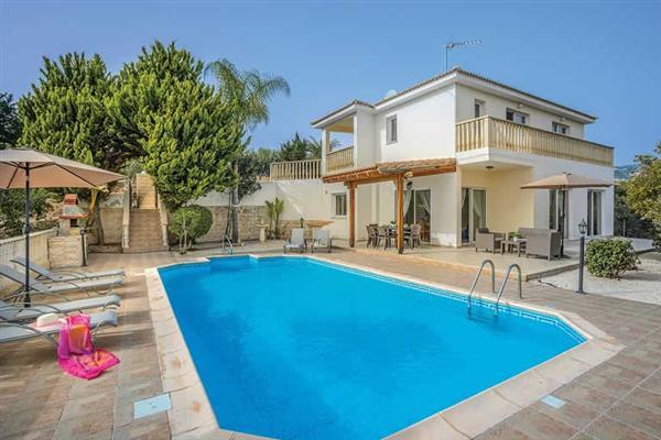 Villa Kiriaki, Coral Bay, Cyprus With Swimming Pool