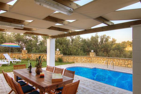 Villa Kirianna in Crete
