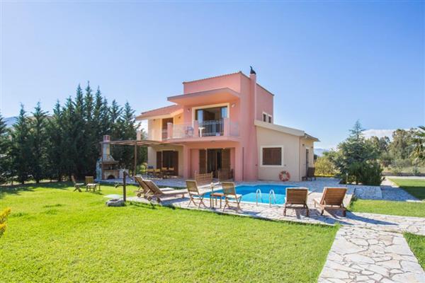 Villa Kirki in Ionian Islands