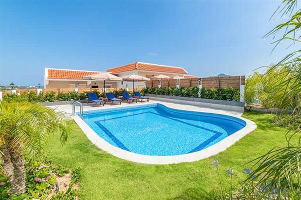 Villa Kolymbia Dream in Rhodes