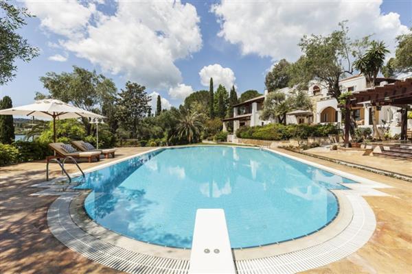 Villa Kommeno in Ionian Islands