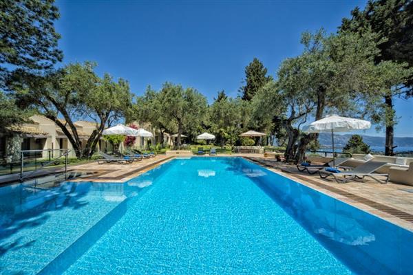 Villa Kontokali in Ionian Islands