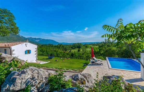 Villa Korita in Općina Kršan