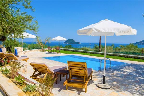Villa Koukla in Ionian Islands