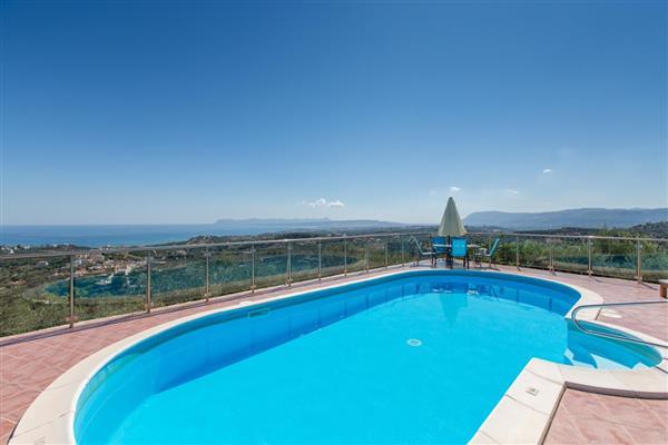 Villa Kourouni in Crete