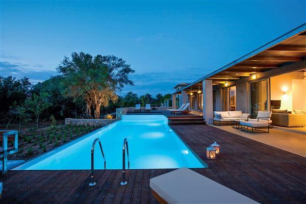 Villa Kozanitis from James Villas