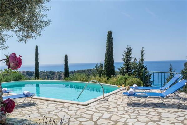 Villa Kratos in Ionian Islands
