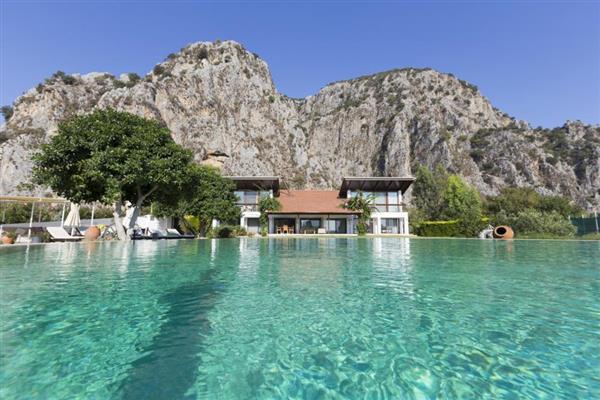 Villa Krystal in Ortaca
