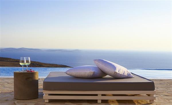 Villa Krystallo in Southern Aegean