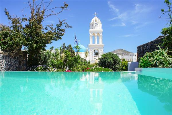 Villa Kyani in Southern Aegean