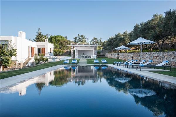 Villa Kyklamino in Crete