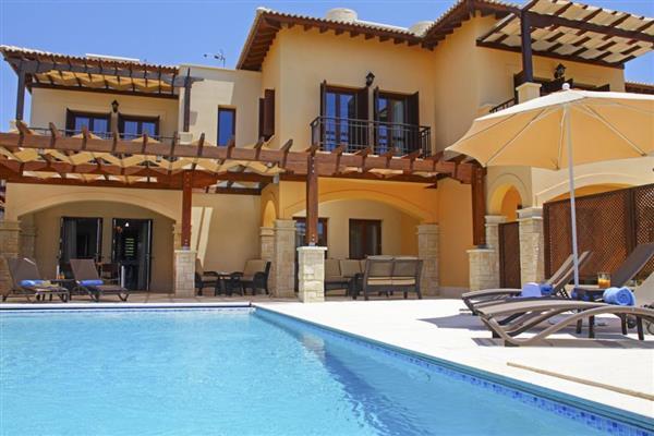 Villa Kyrenia, Aphrodite Hills, Cyprus