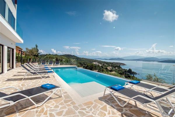 Villa Kyvos in Ionian Islands