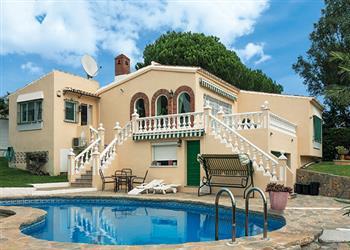 Villa La Ardilla in Spain