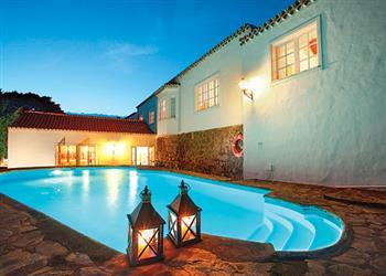 Villa La Asomadita in Gran Canaria