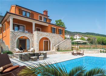Villa La Beata in Croatia