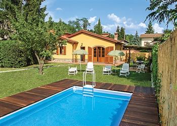 Villa La Capannella in Italy