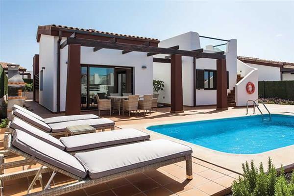 Villa La Estancia in Fuerteventura
