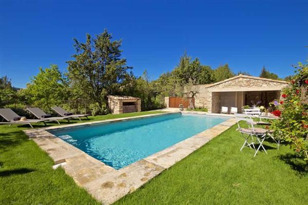 Villa La Farinette, Roussillon, Provence With Swimming Pool