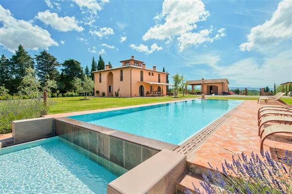 Villa La Fauci in Provincia di Pisa