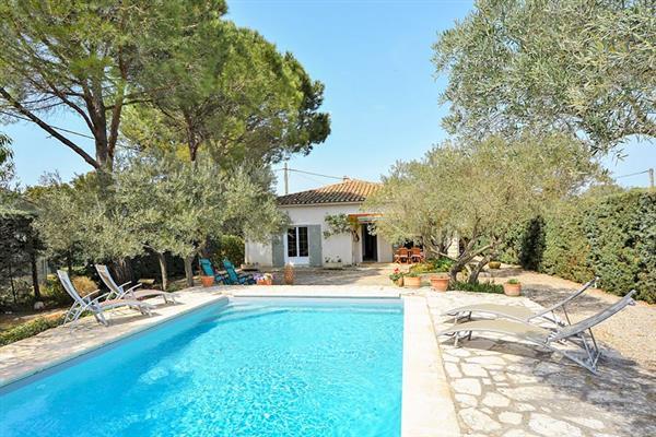 Villa La Gauloise, St. Remy de Provence, Provence With Swimming Pool