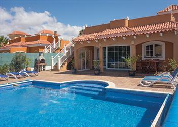 Villa La Hubara in Fuerteventura