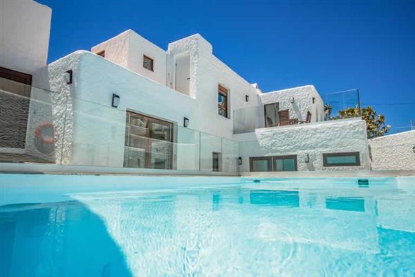 Villa La Nieves Blue in Gran Canaria