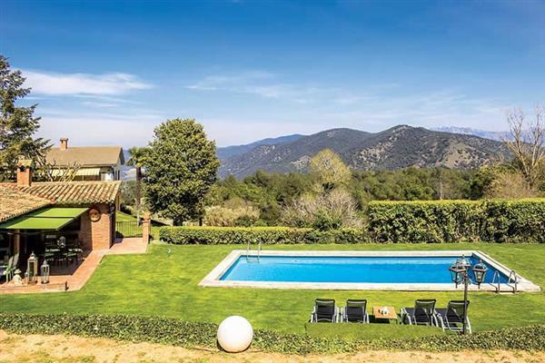 Villa La Pedrera in Spain