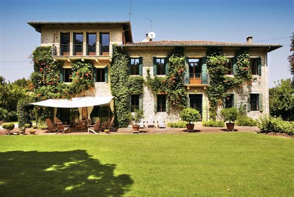 Villa La Quadra in Provincia di Padova