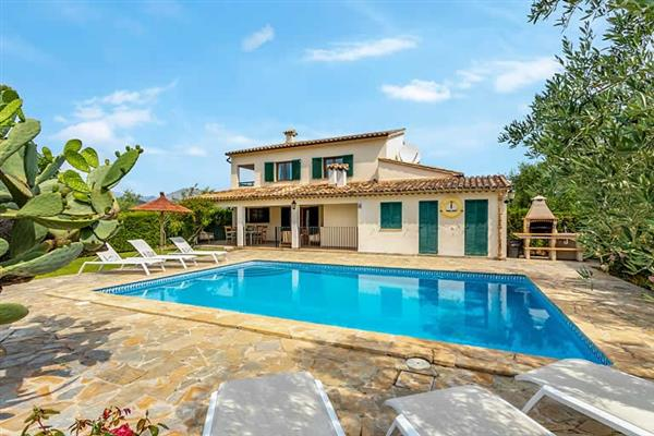 Villa La Vinya Nova from James Villas