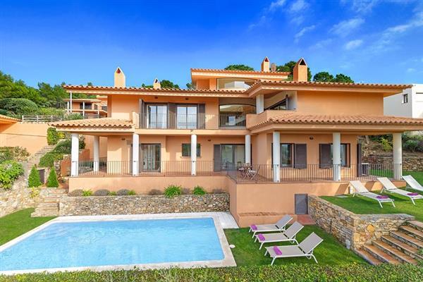 Villa Ladera in Spain