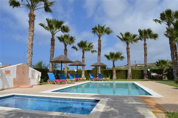 Villa Laguna, Coral Bay, Cyprus With Swimming Pool