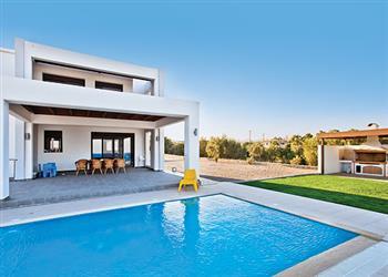Villa Lahania in Rhodes